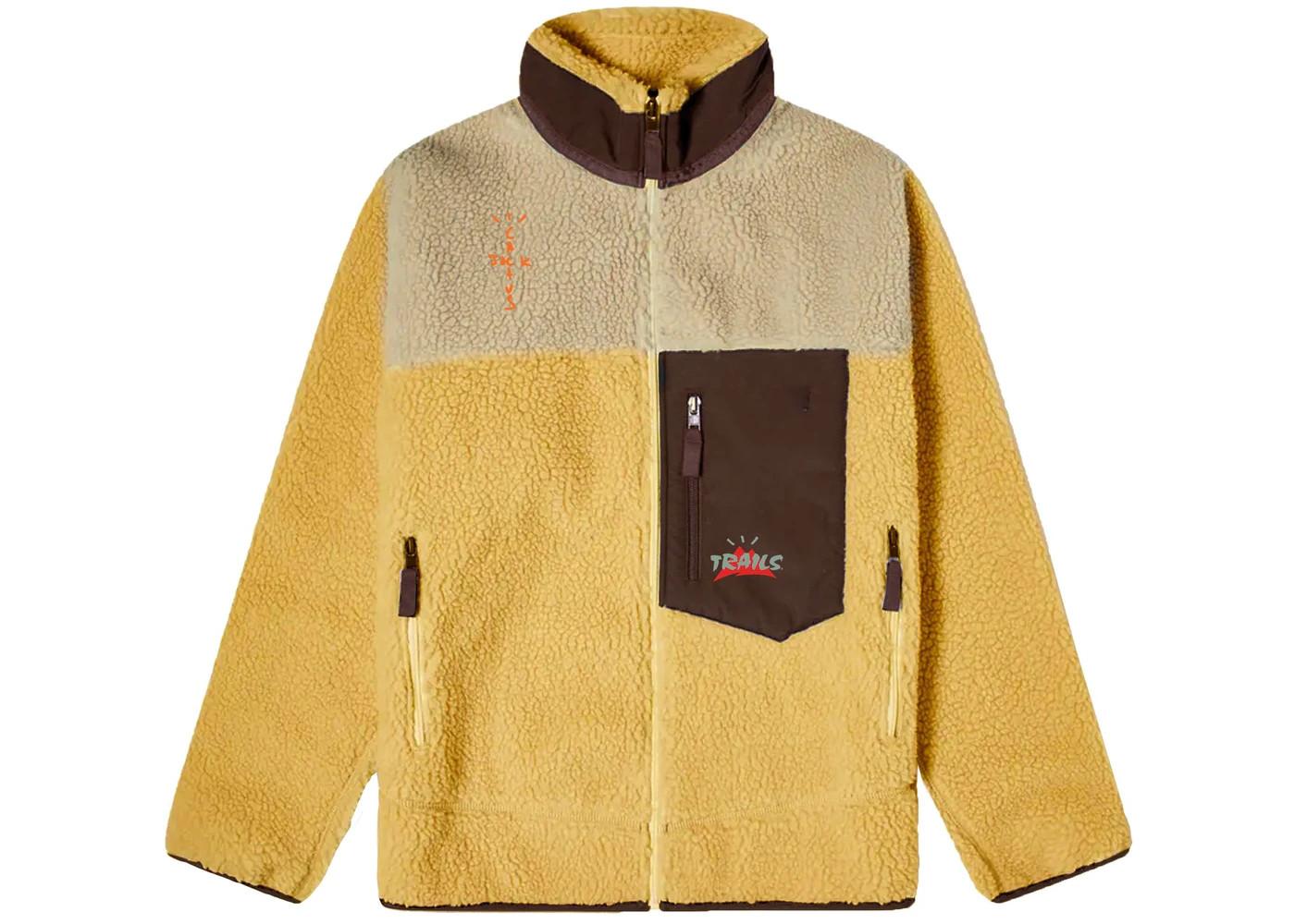 Travis Scott Cactus Trails Fleece Jacket