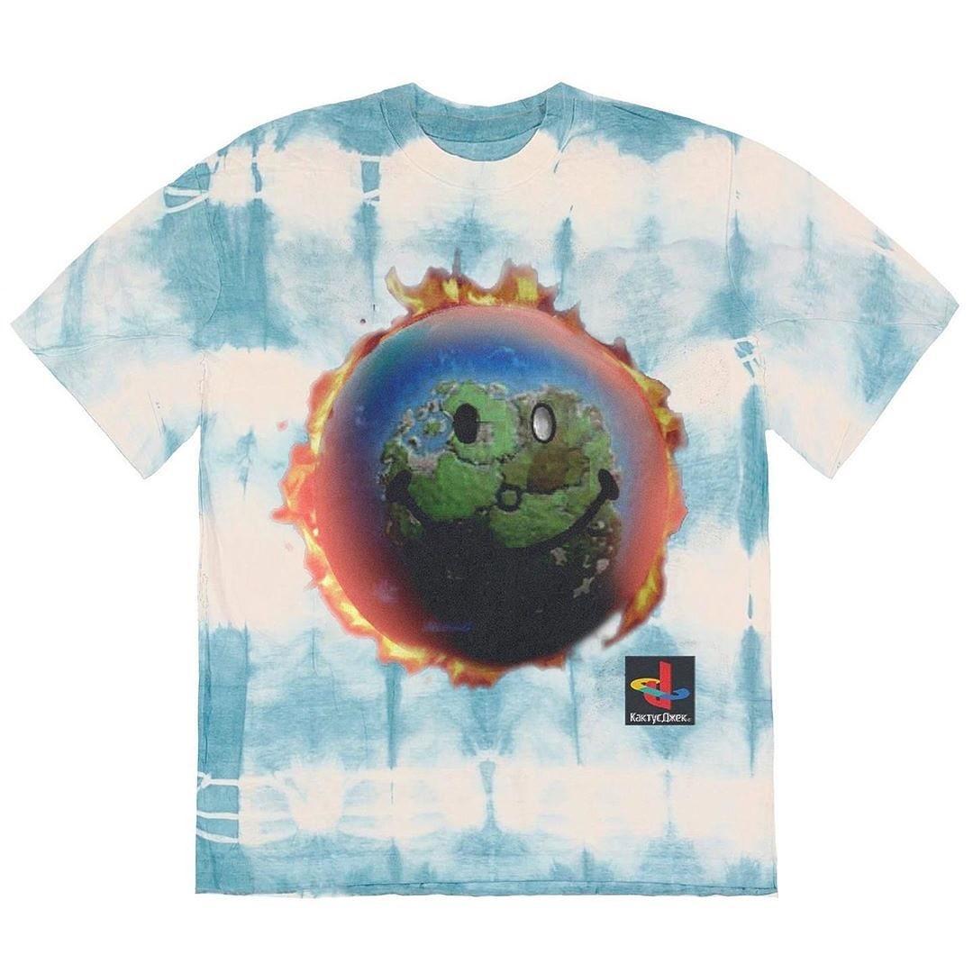 Travis-Scott-T-Shirts Fortnite