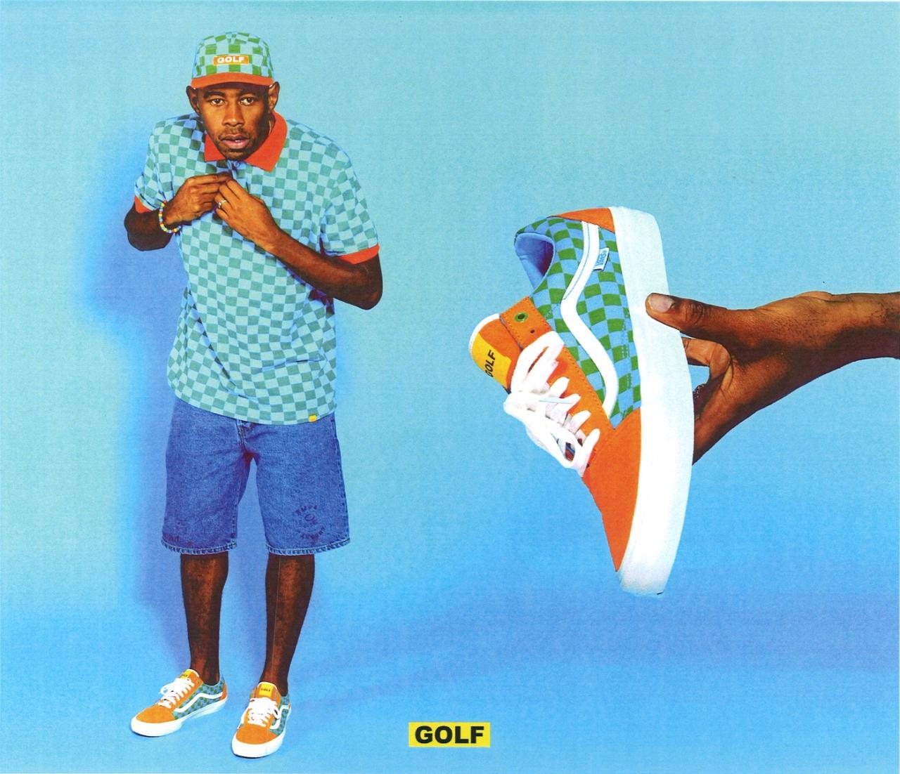 Tyler, The Creator - GOLF WANG