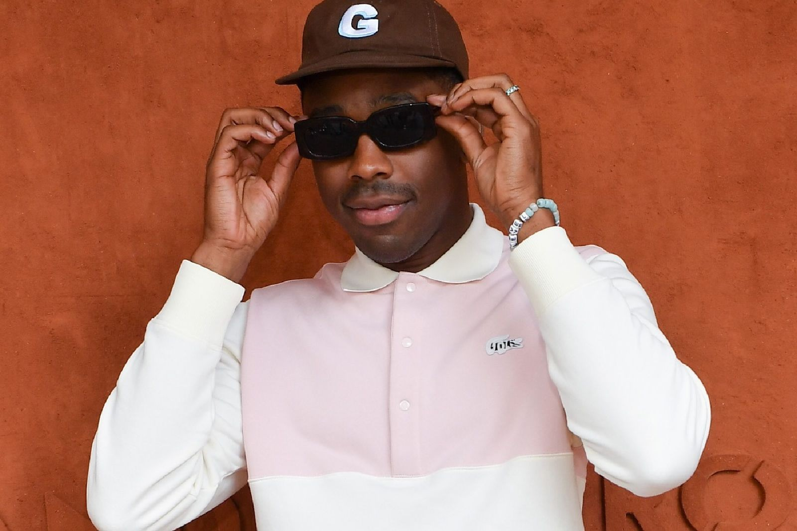 Tyler, The Creator GOLF WANG Lacoste