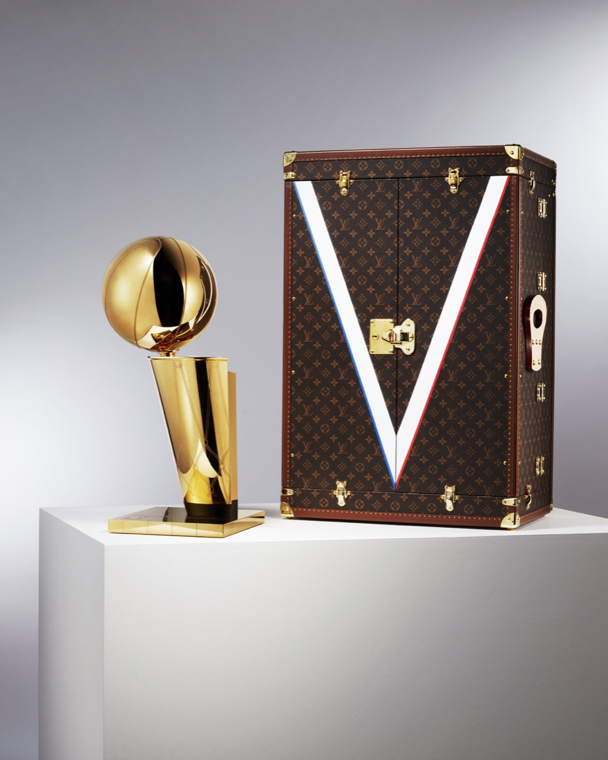 Louis Vuitton NBA