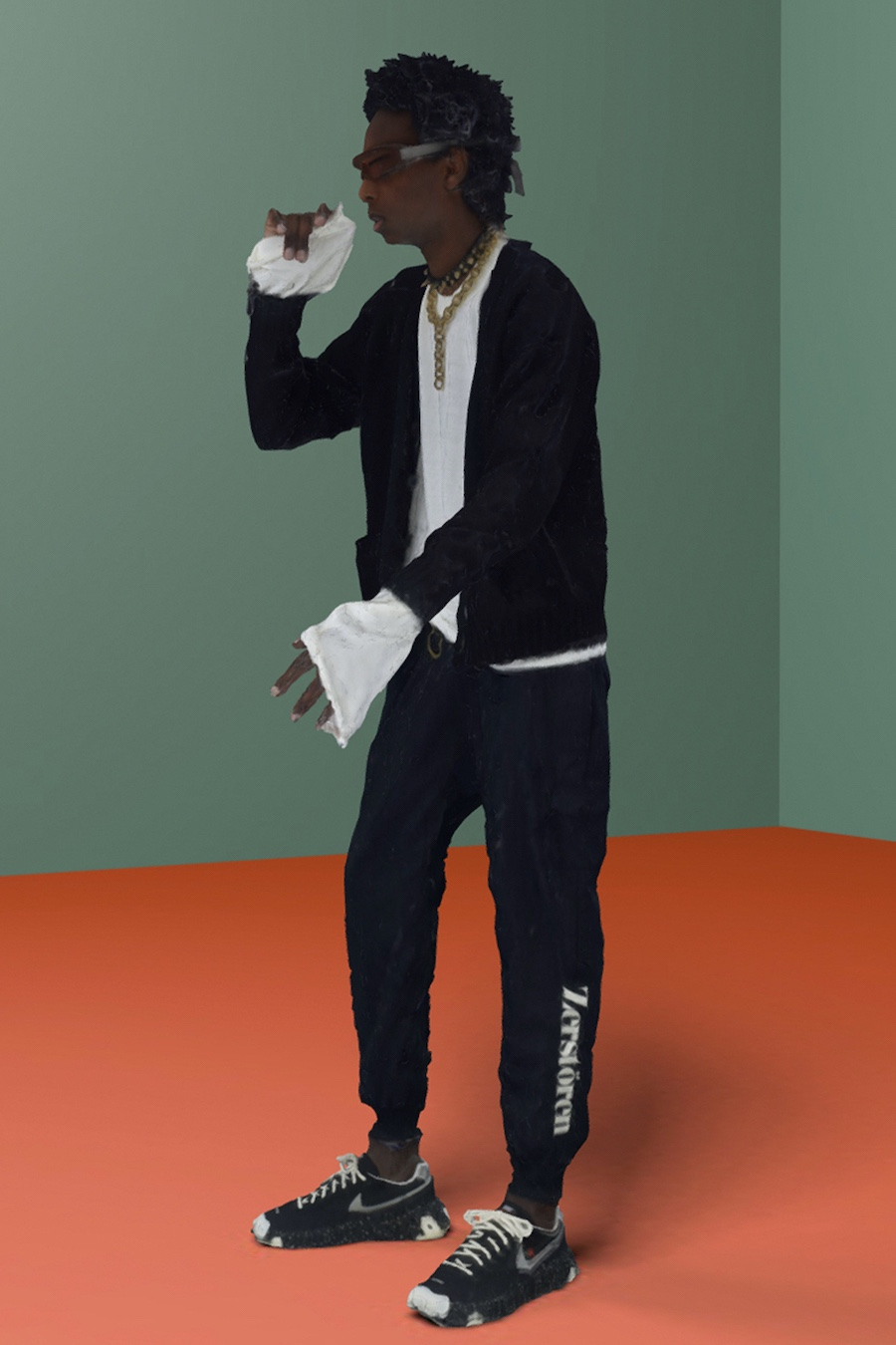 UNDERCOVER SS21 2020 Men Collection Lookbook