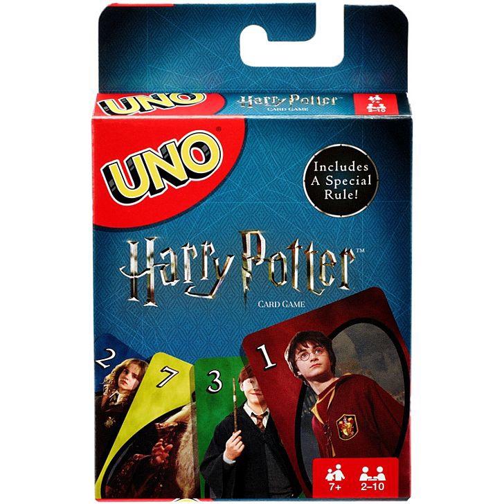 UNO Harry Potter carte da gioco da tavolo