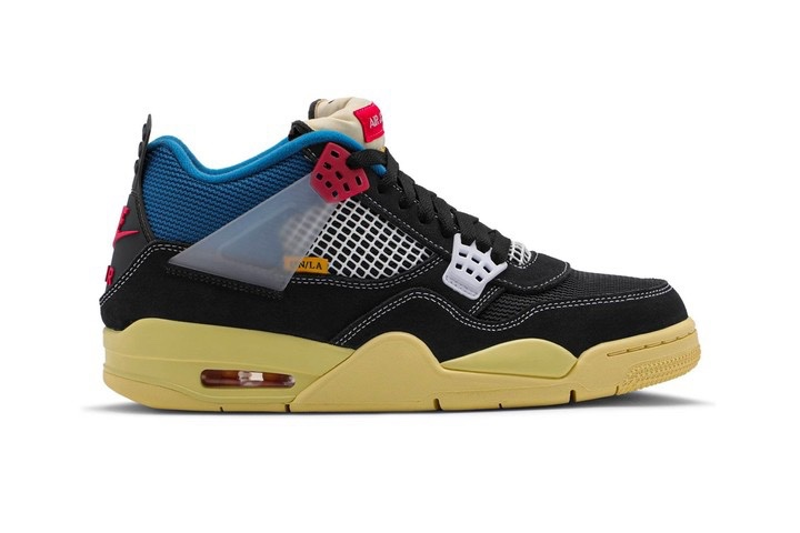 Union LA x Air Jordan 4 in vendita sull app Nike SNEAKRS