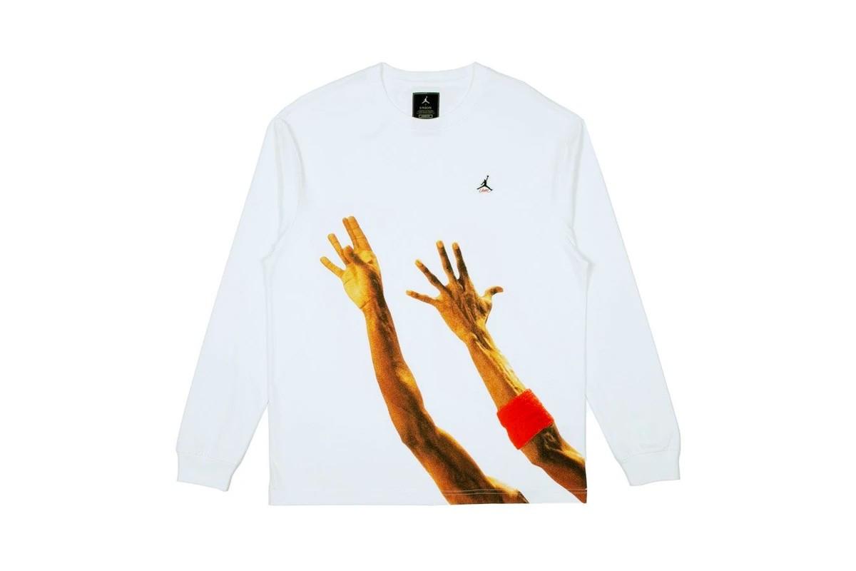 Union LA x Jordan Brand longsleeve mani