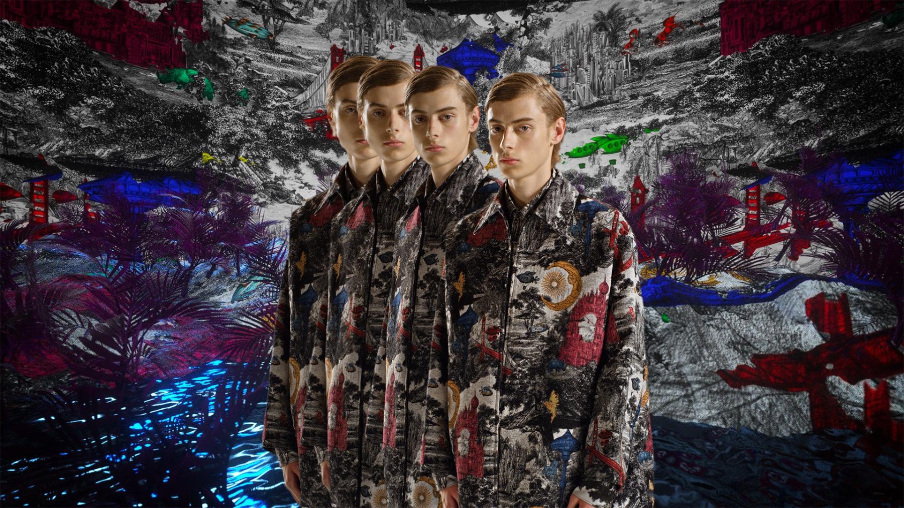 DREAMATIC Valentino collezione Autunno 2020
