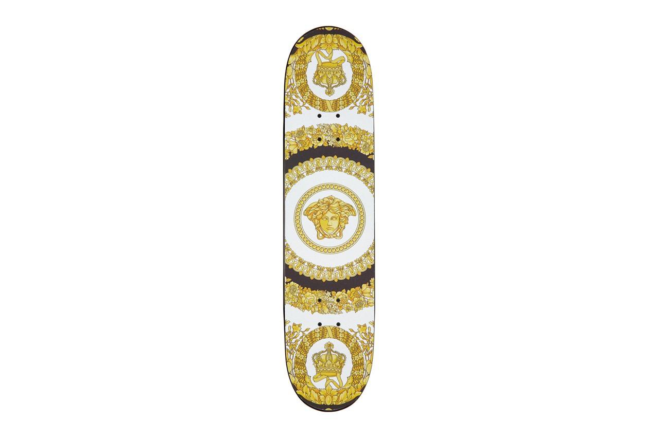Versace skate deck