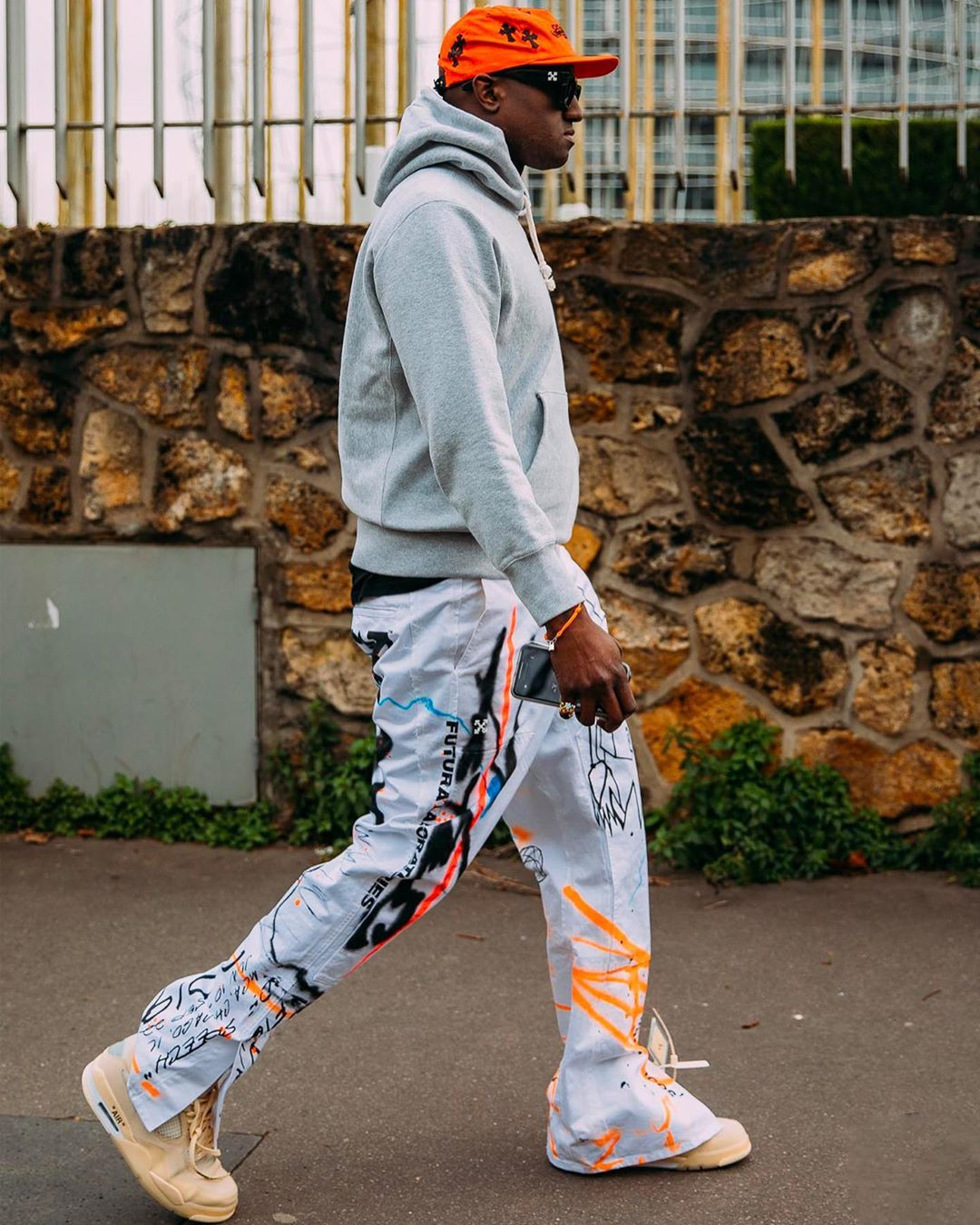Virgil Ablloh Off-White Futura Pant
