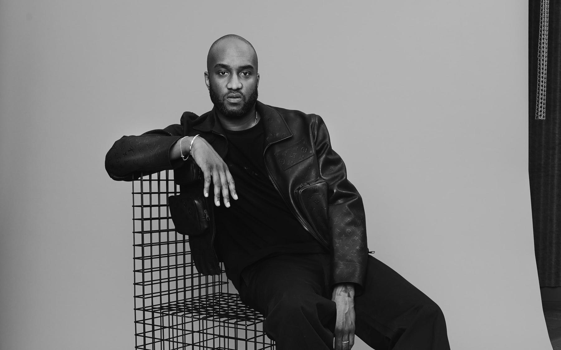 Virgil Abloh Louis Vuitton