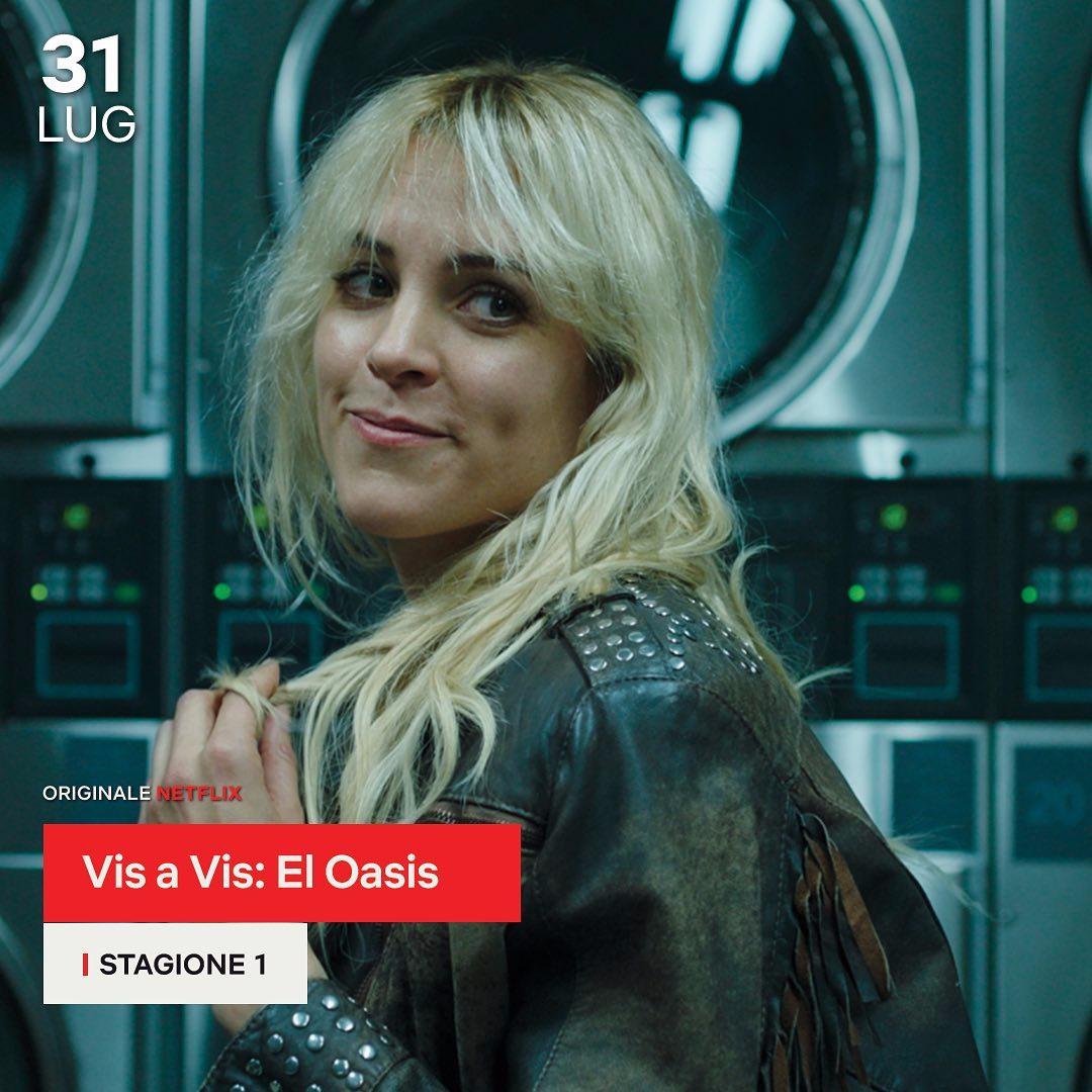 Vis A Vis: El Oasis in uscita 31 Luglio su Neflix