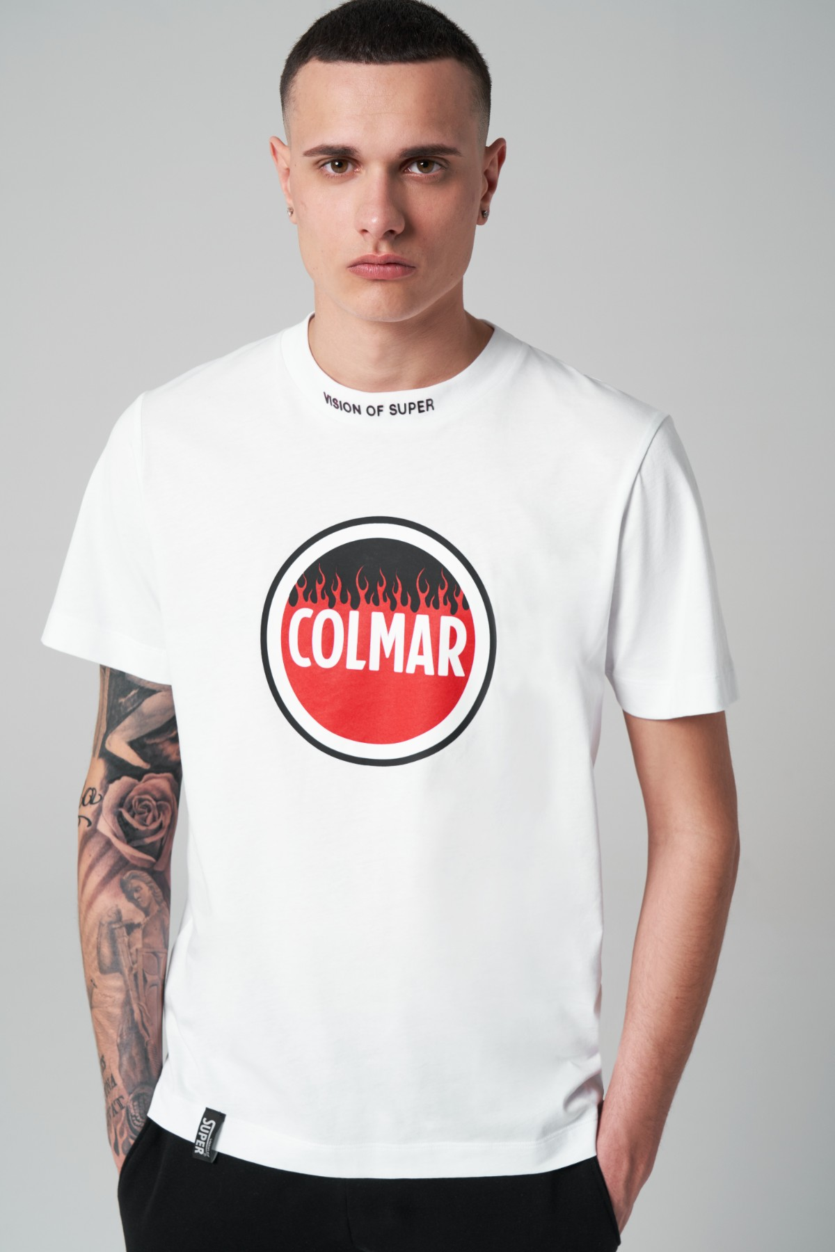 Vision Of Super x Colmar T-shirt