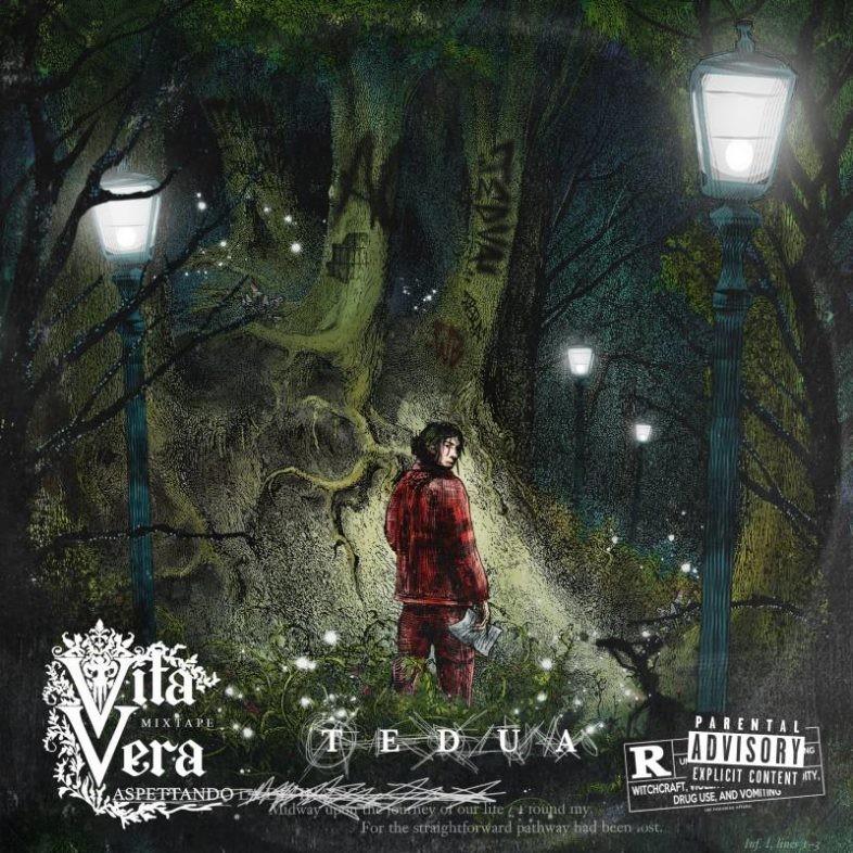 Vita Vera Mixtape Cover Aspettando la Divina Commedia