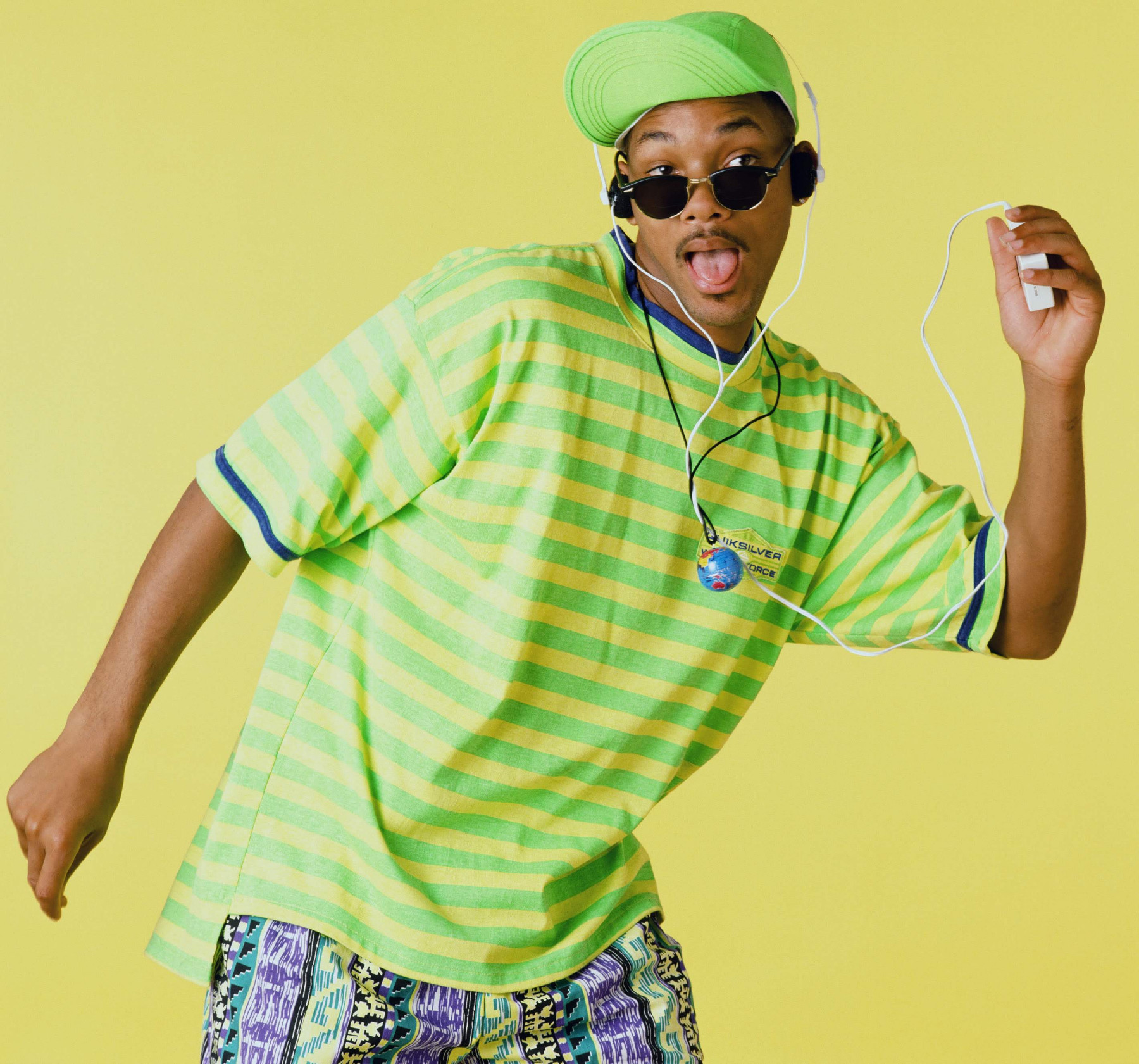 Will Smith Fresh Pince Of Bel-Air