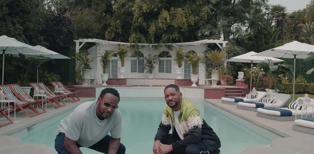 """Will Smith e DJ Jazzy Jeff villa """"Willy, Il Principe di Bel-Air"""""""