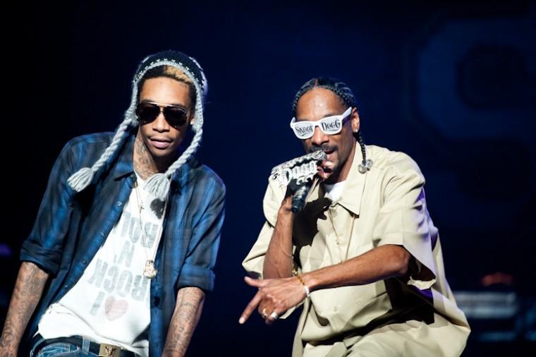 Wiz Khalifa Snoop Dog