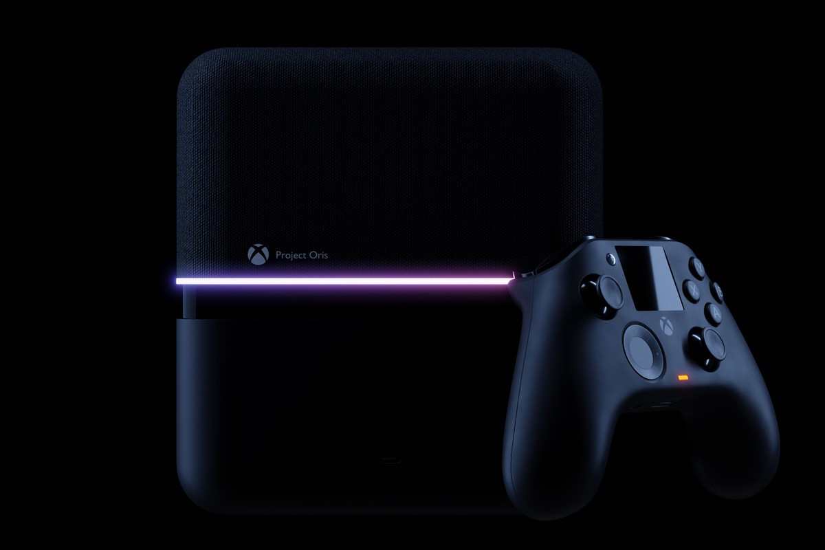 Xbox Series X concept