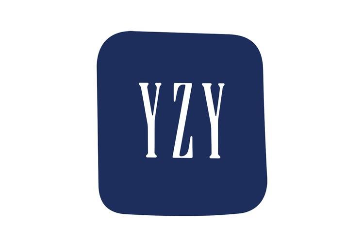 YEEZY Gap logo
