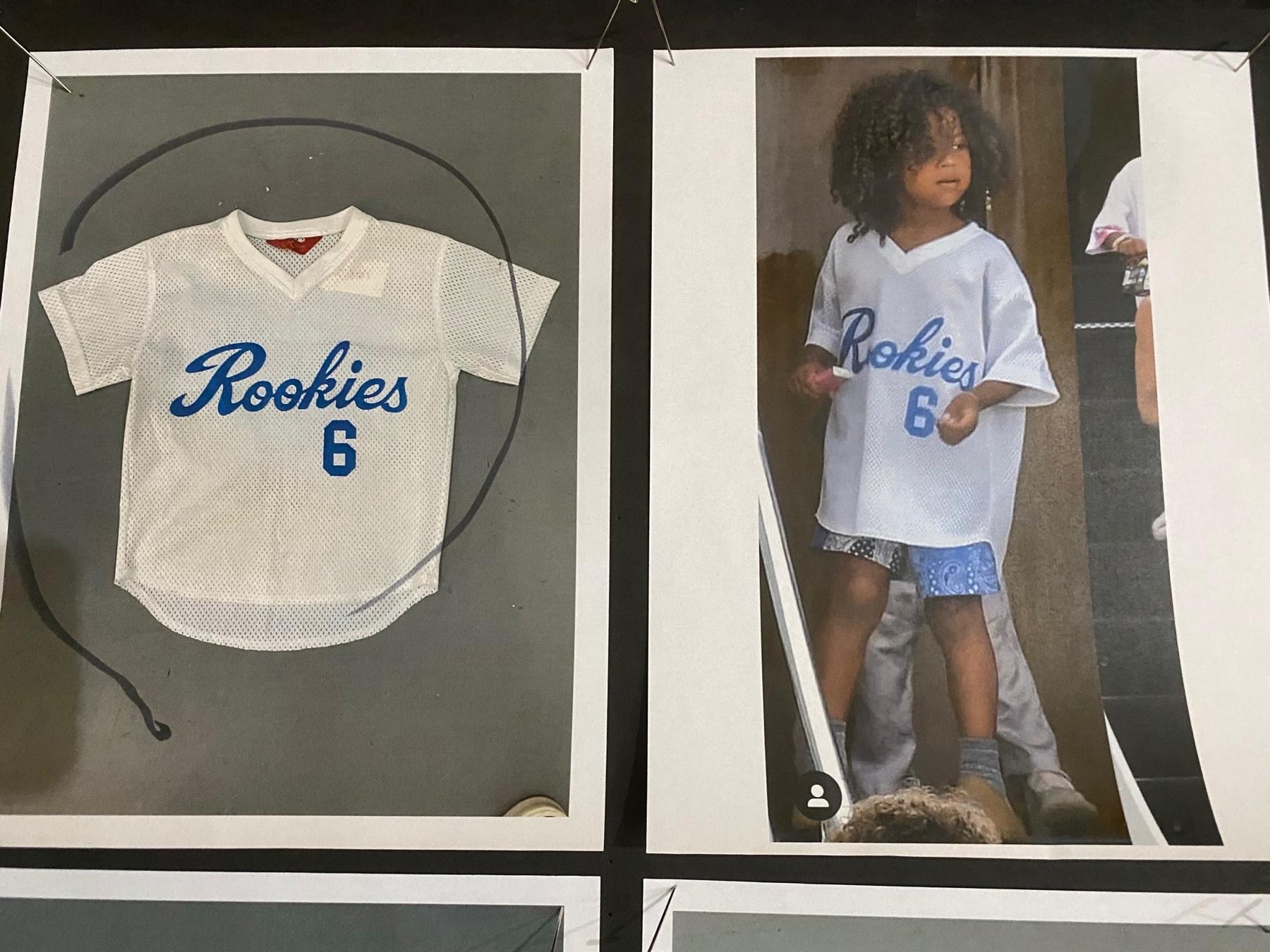 YEEZY Gap Baseball Jersey