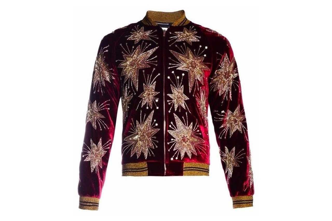 YSL Velvet Jacket