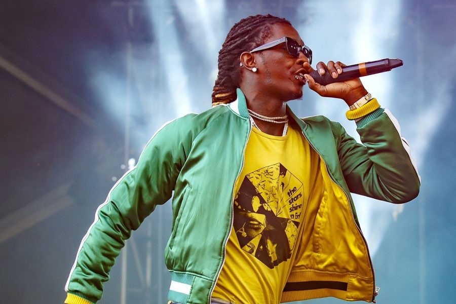 Young Thug Fortnite concerto live