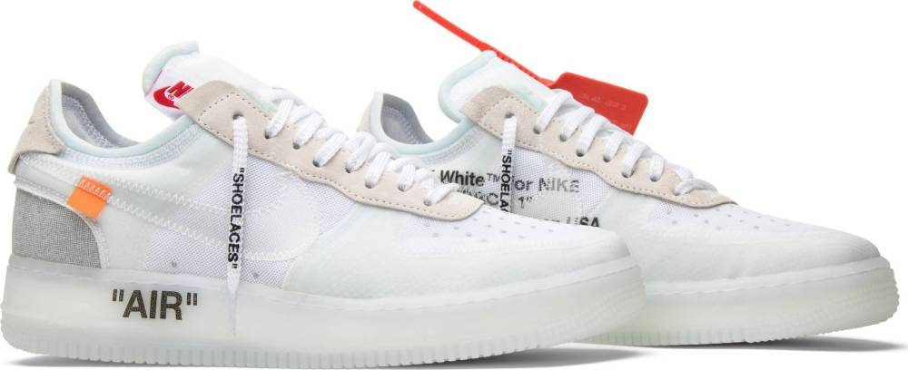 air force 1 trasparenti