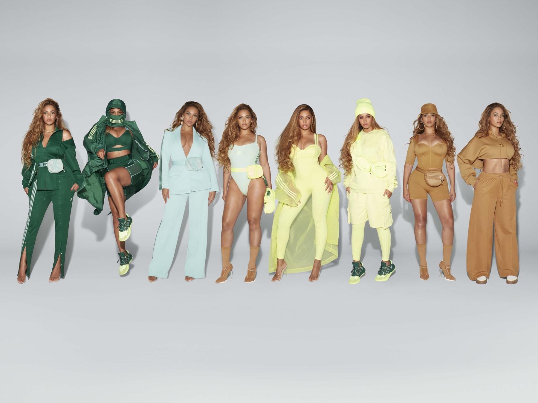 Beyoncé adidas x Ivy Park