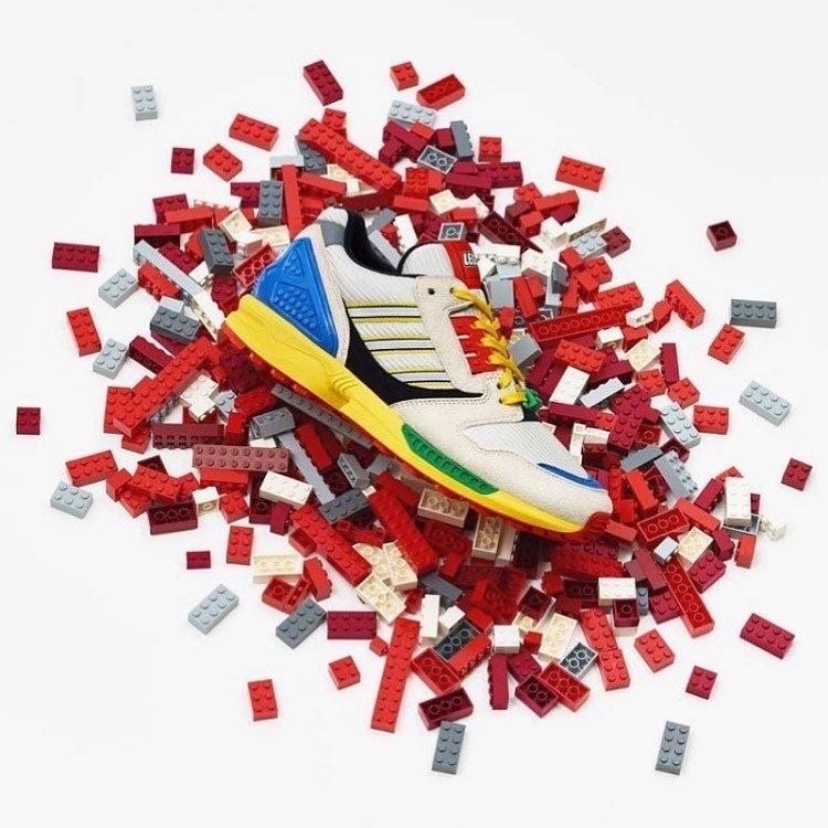 adidas x LEGO ZX 8000