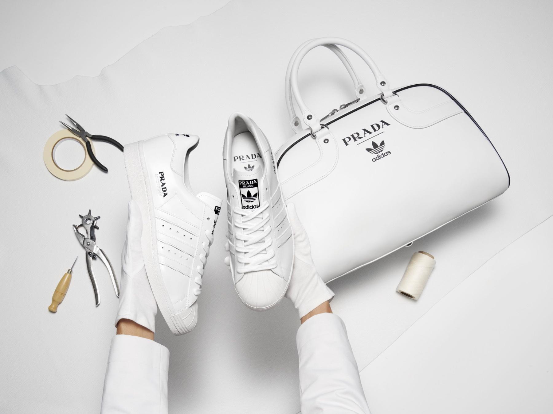 adidas x Prada Superstar Bundle