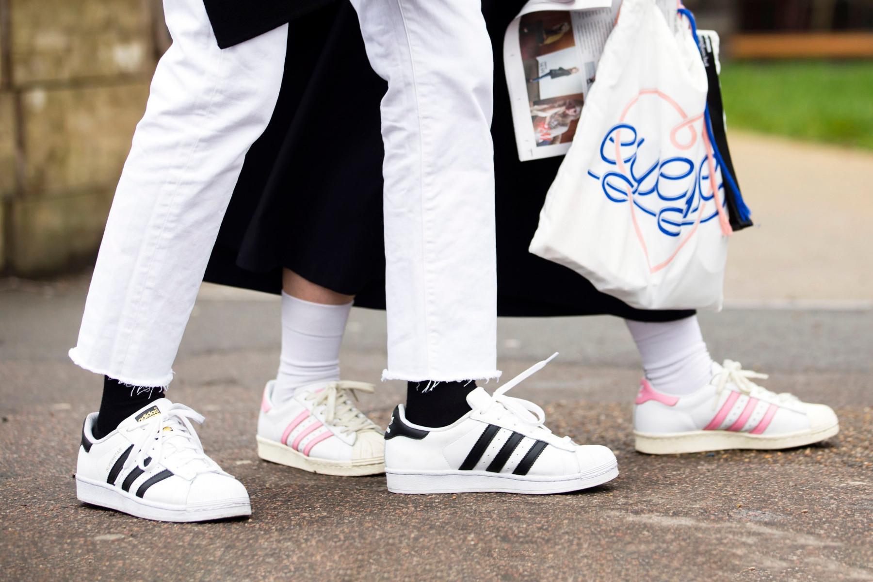 adidas Superstar on-feet