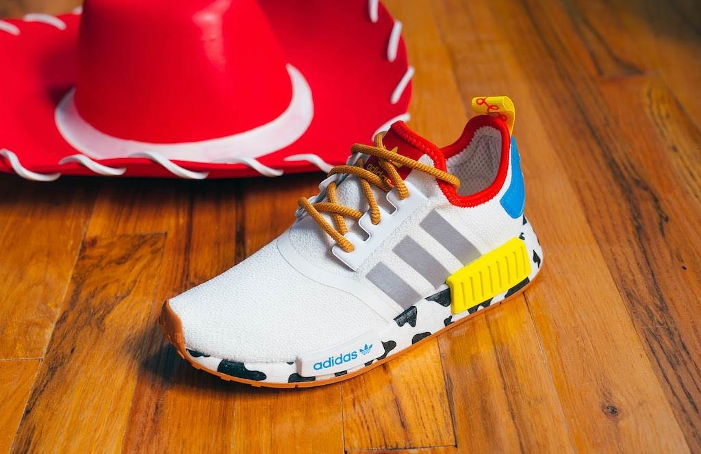 adidas x Toy Story NMD Woody