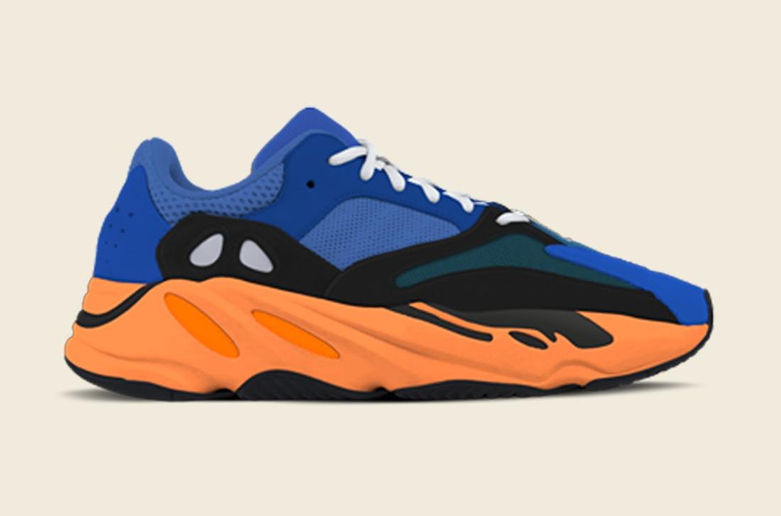 """adidas YEEZY BOOST 700 """"Bright Blue"""""""