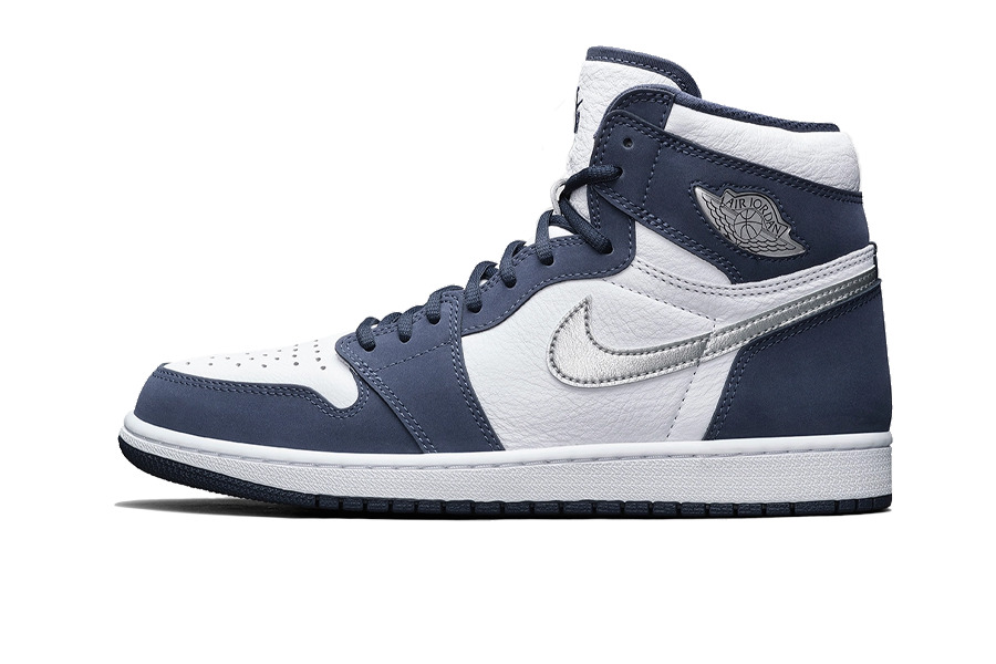 "Air Jordan 1 High CO.JP ""Midnight Navy"""
