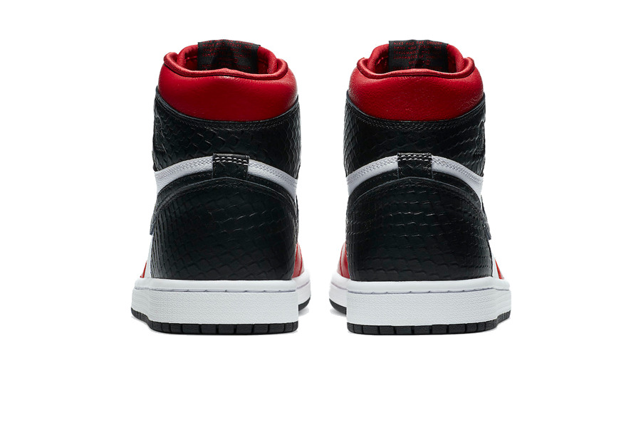 "Air Jordan 1 High ""Satin Snakeskin"""