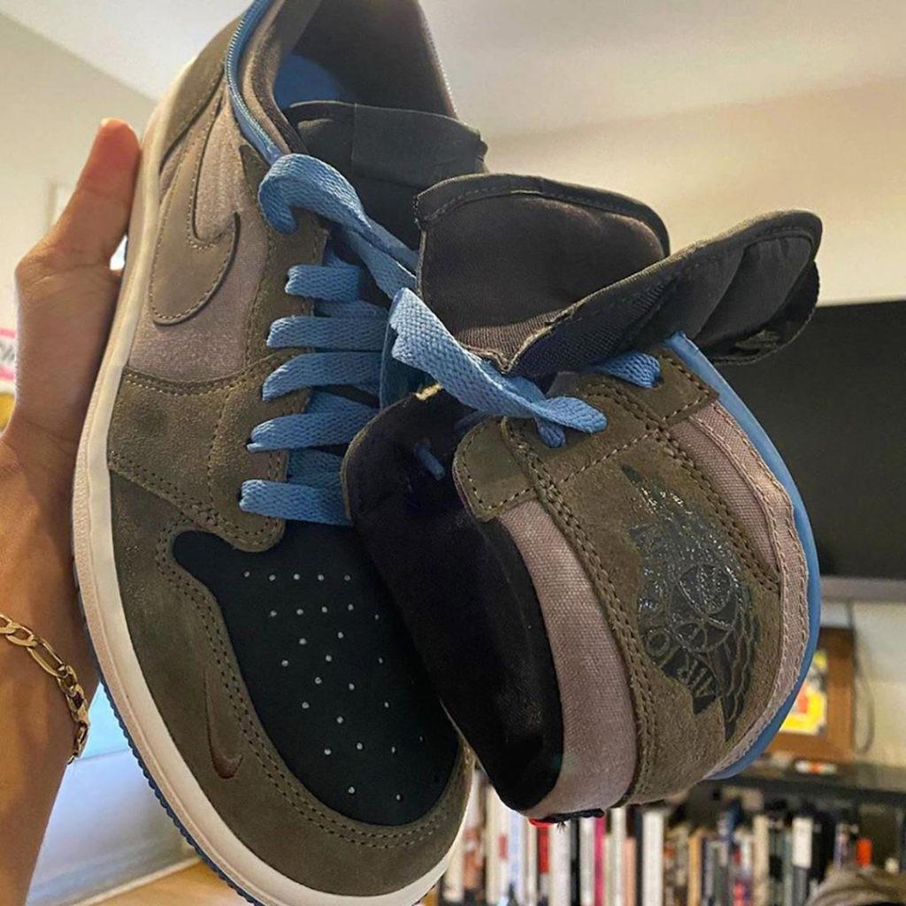 "Air Jordan 1 ""Switch"" si trasformano da High a Low"