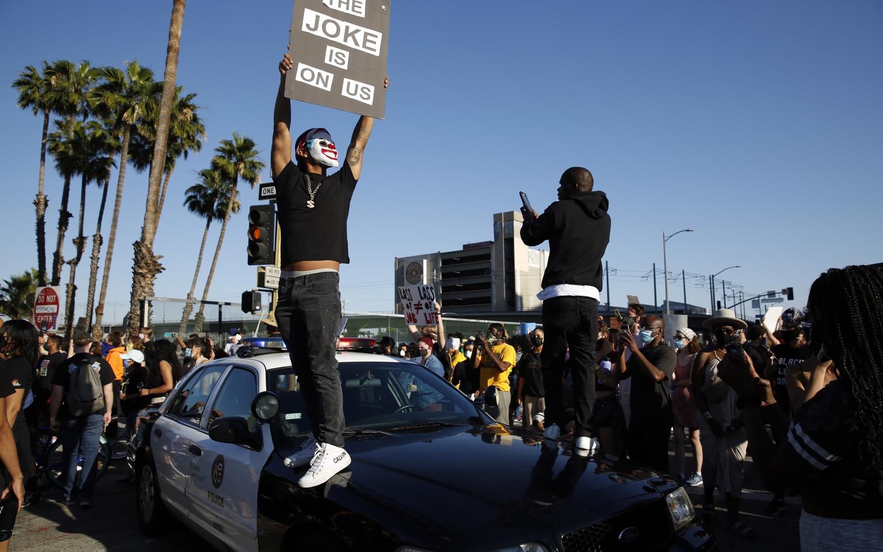america proteste store