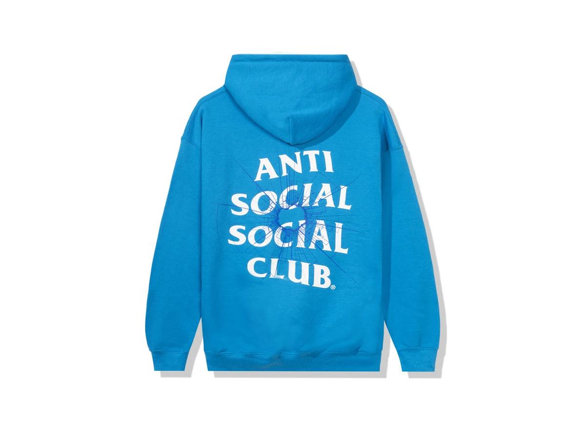 Anti Social Social Club FW20 hoodie