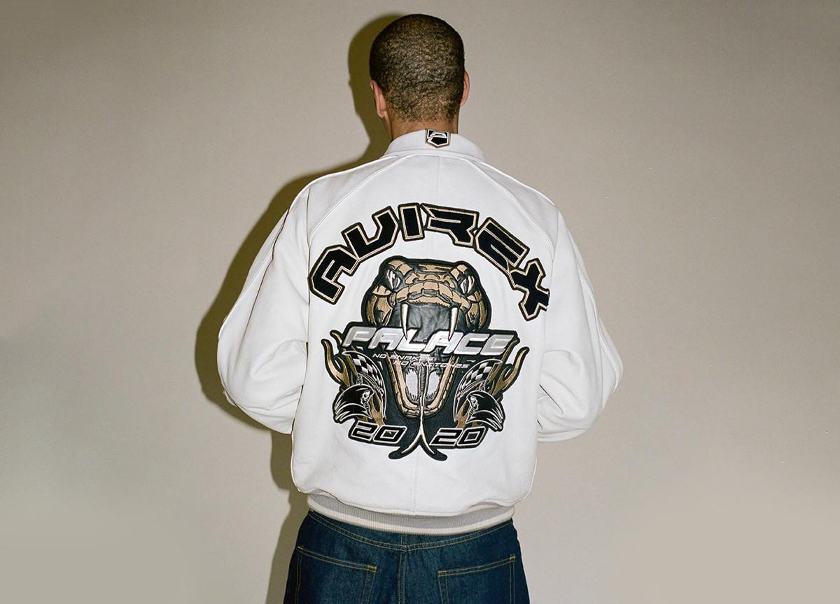 Palace Snake Jacket Fall 2020
