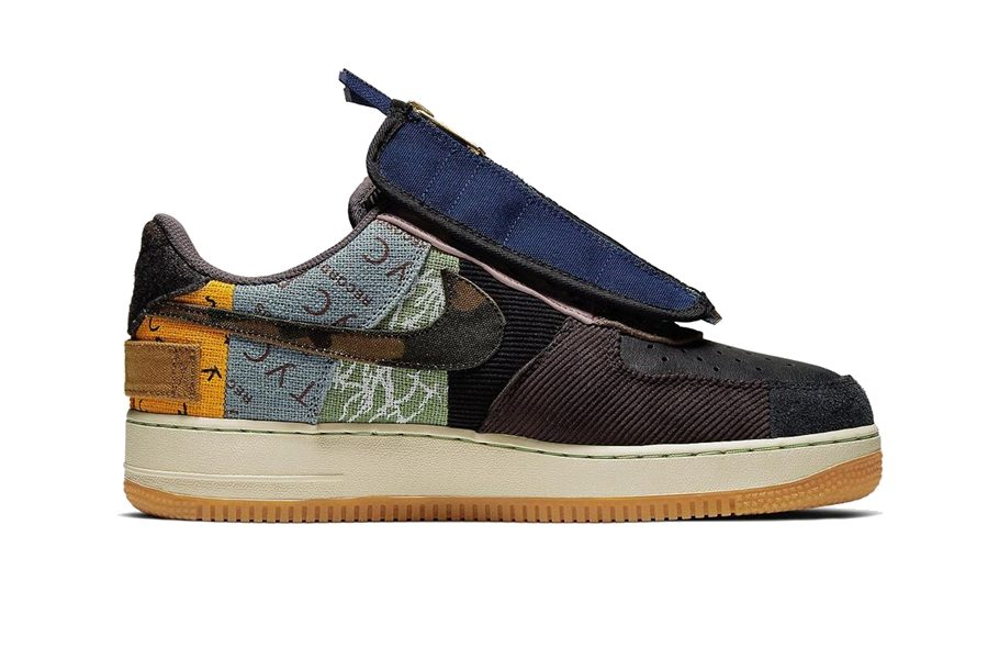 Travis Scott x Air Force 1 Low Cactus Jack SOLDOUTSERVICE