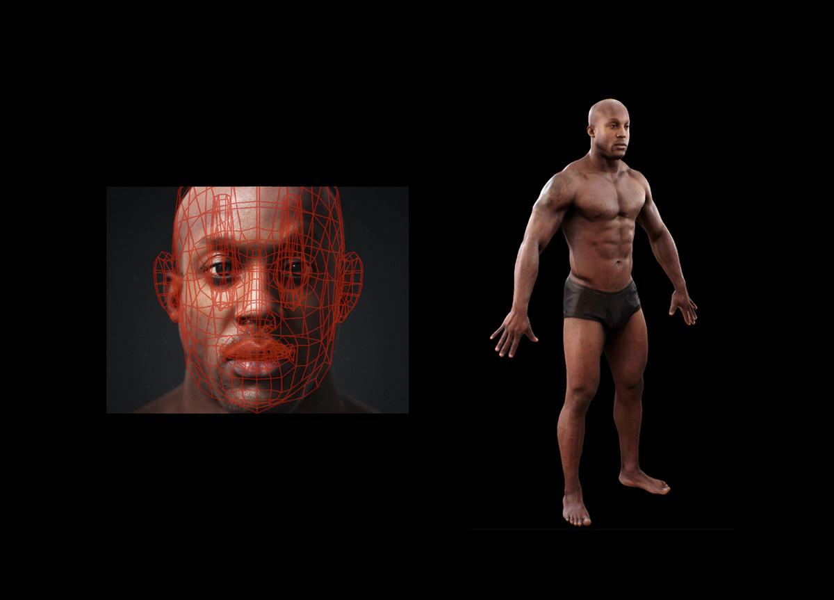bigthinx LYFSIZE avatar 3D
