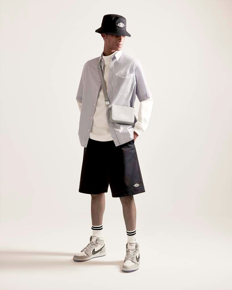 Dior x Air Jordan Brand Capsule Collection