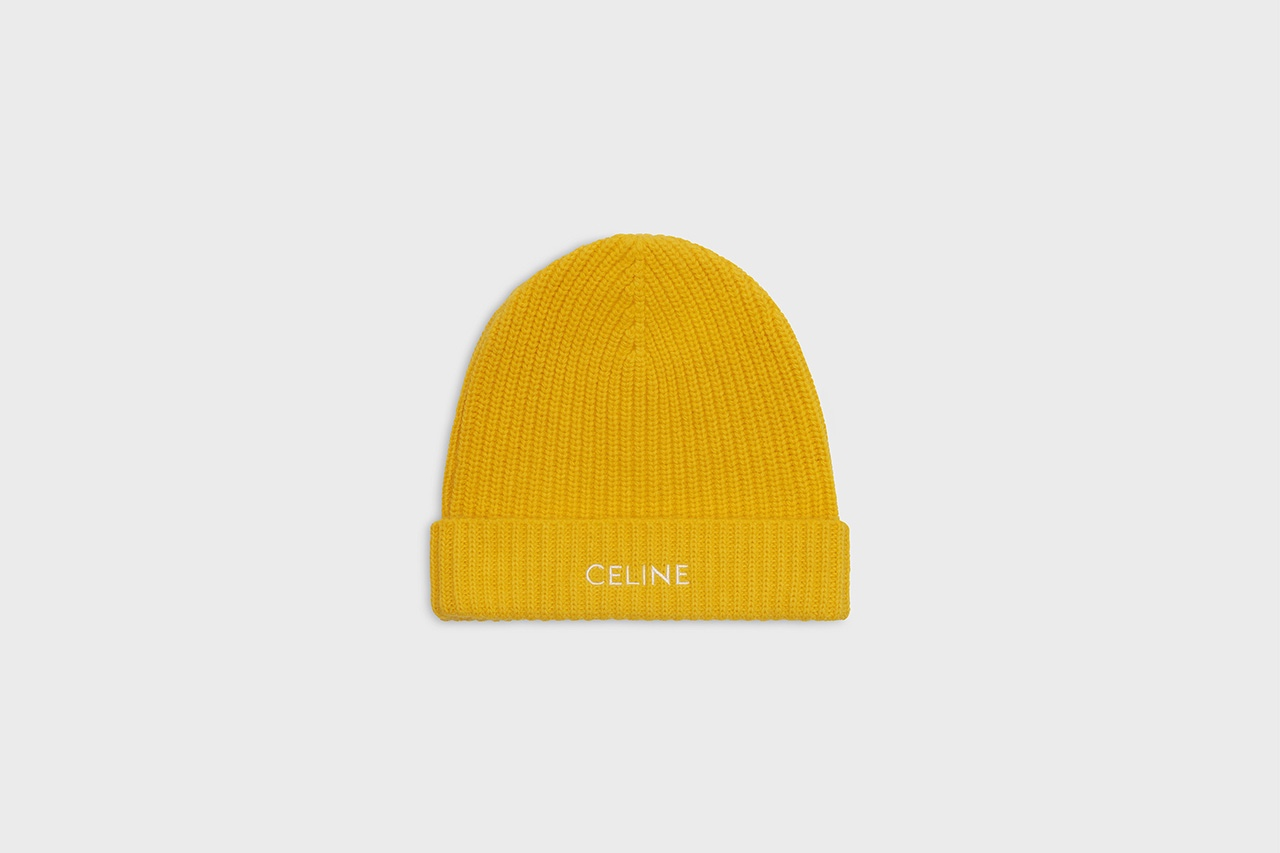 Cappello lana e angora CELINE