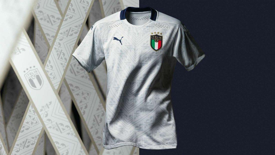 Puma Nazionale Italia seconda maglia