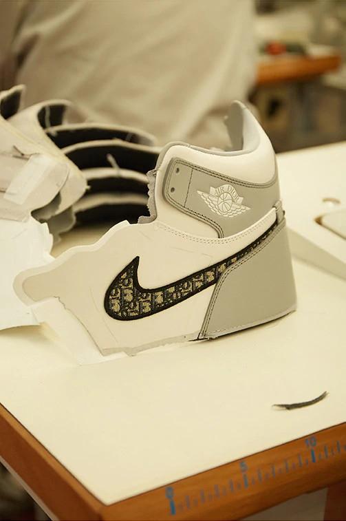 Dior x Jordan Brand Air Jordan 1 High