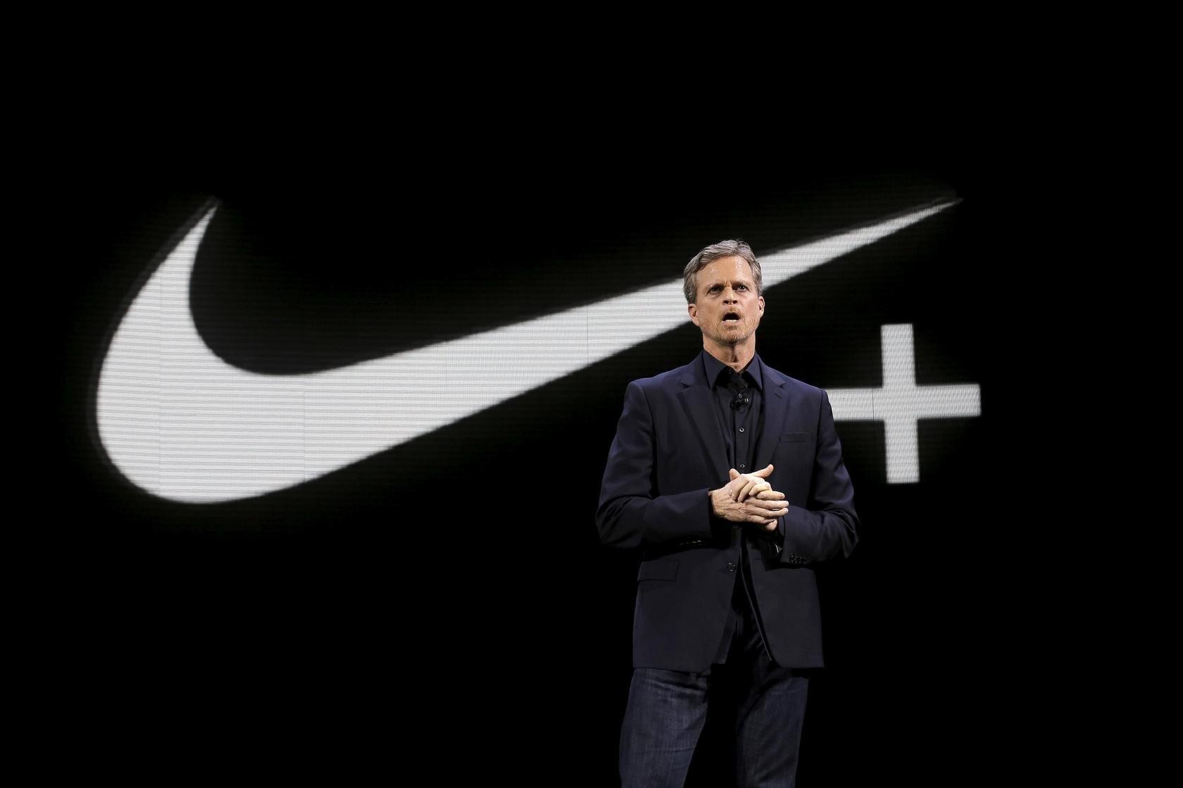 dohnan Nike ceo