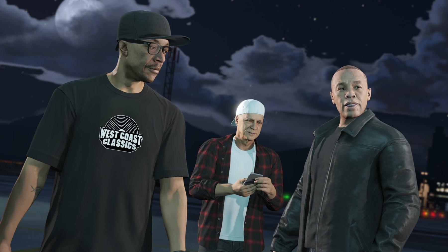 Dr. Dre GTA 5