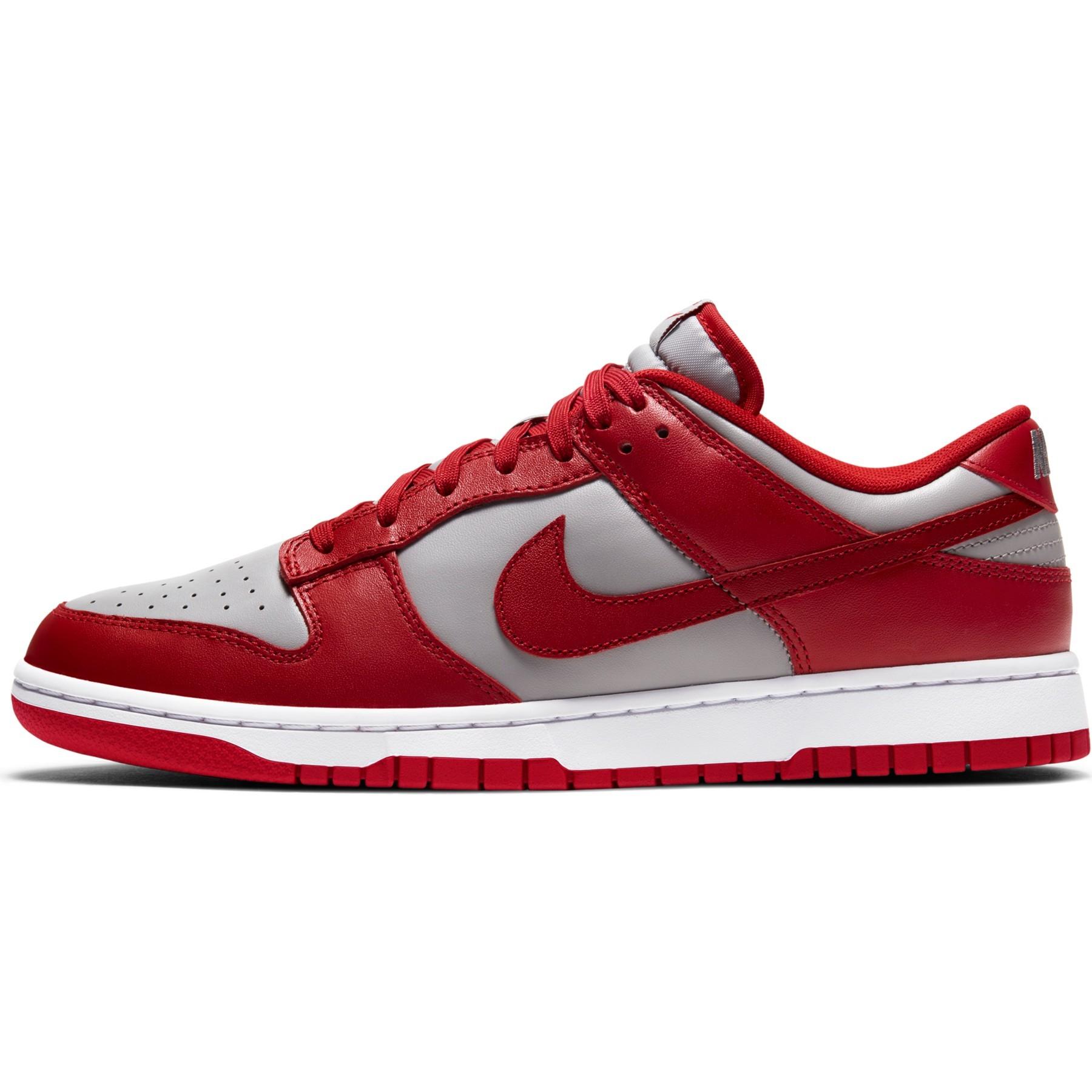 Nike Dunk Low Red Grey