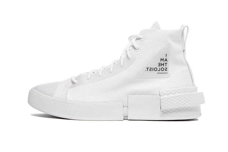 The Soloist x Converse All Star Disrupt CX | Launch