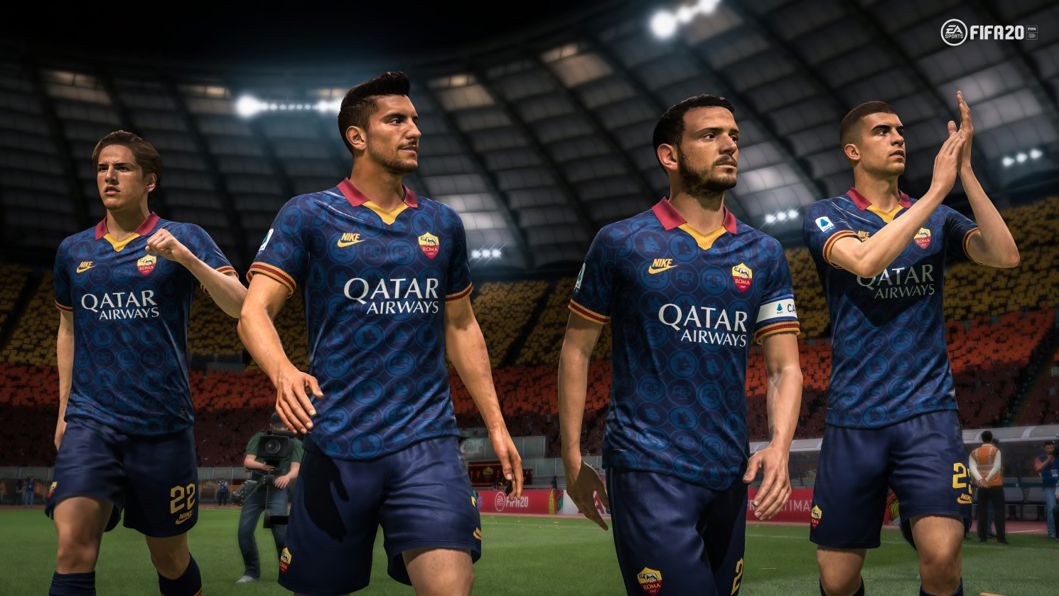 FIFA21 Roma FC è il nuovo nome di AS Roma