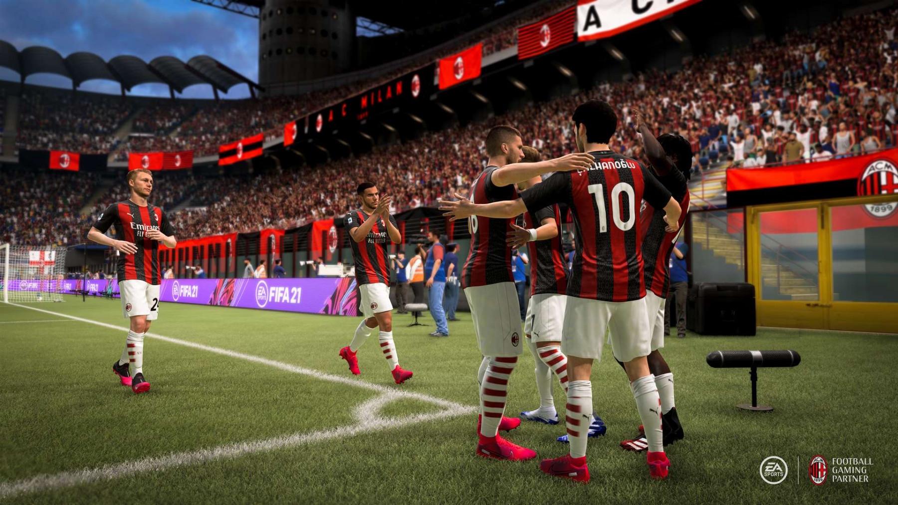 FIFA21 Milan RN è il nuovo nome del Milan