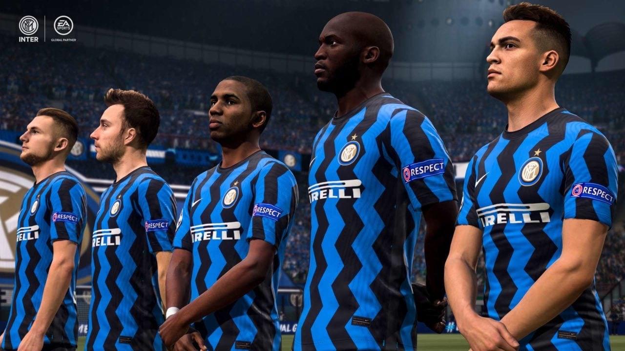 FIFA21 Lombardia NA è il nuovo nome dell Inter